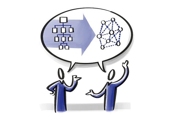 Digitale Transformation für mittelständische Unternehmer